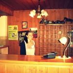 Recepcja Hotelu Ublik