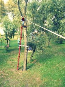 Park Linowy Radocha