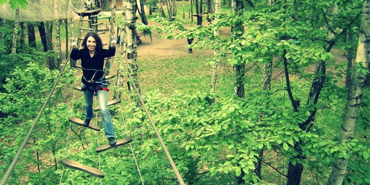 Park w Powsinie